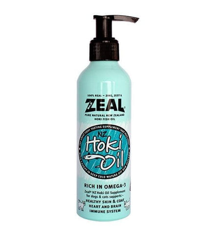 Zeal NZ Hoki Oil 225ml