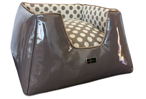 Truncated Pyramid Dogbed - VITTORIA TAUP/POIS BEIG