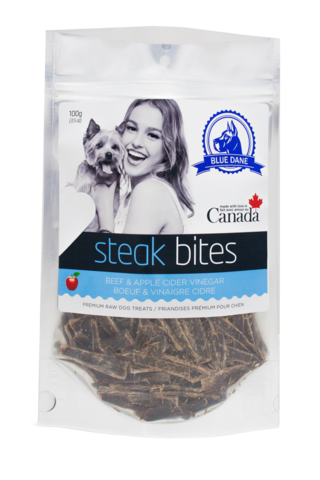 Blue Dane Steak Bites 100 gram