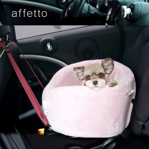 AFFETTO SUGARWING CARSEAT PINK (L)