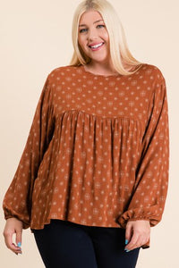 Hey Pumpkin Blouse