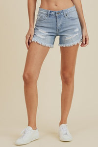 Frayed Feels Shorts