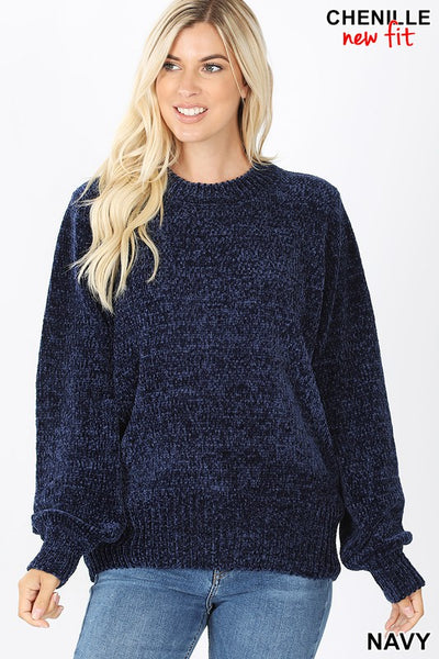 BF Chenille Sweater