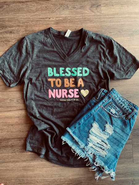 blessed to be a nurse