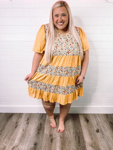 You.Are.My.Sunshine. Dress
