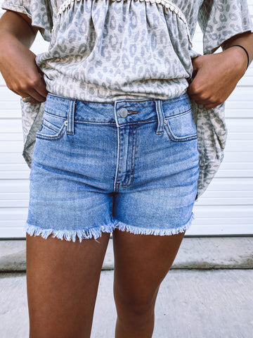 Frayed Kassidy Shorts