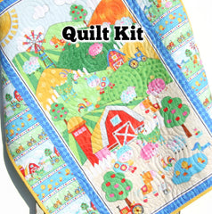 Baby Quilt Kits