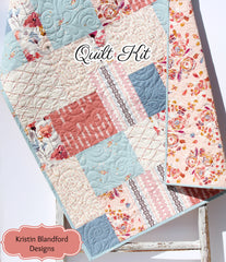 Throw to Twin Quilt Kits