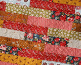 Kristin Blandford Designs Kristin's Quilt Patterns All Strips Quilt Pattern - Fat Quarter Friendly