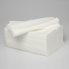 Envirodry White Towels for Health, Hygiene & Hospitality - Pack of 50 towels