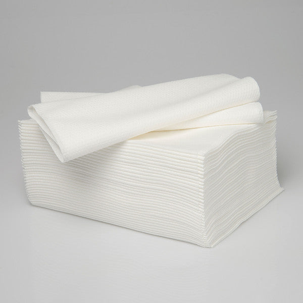 Envirodry White Towels for Health, Hygiene & Hospitality - Carton of 600 towels