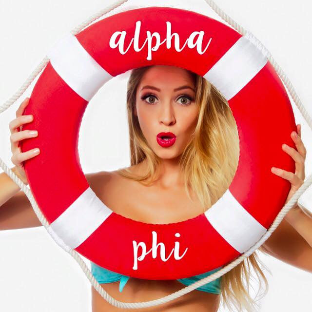 Destination Alpha Phi At USC
