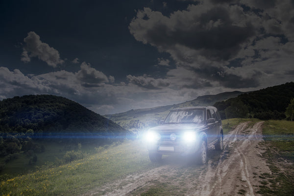 Get Out of the Dark with LED Lights for Trucks