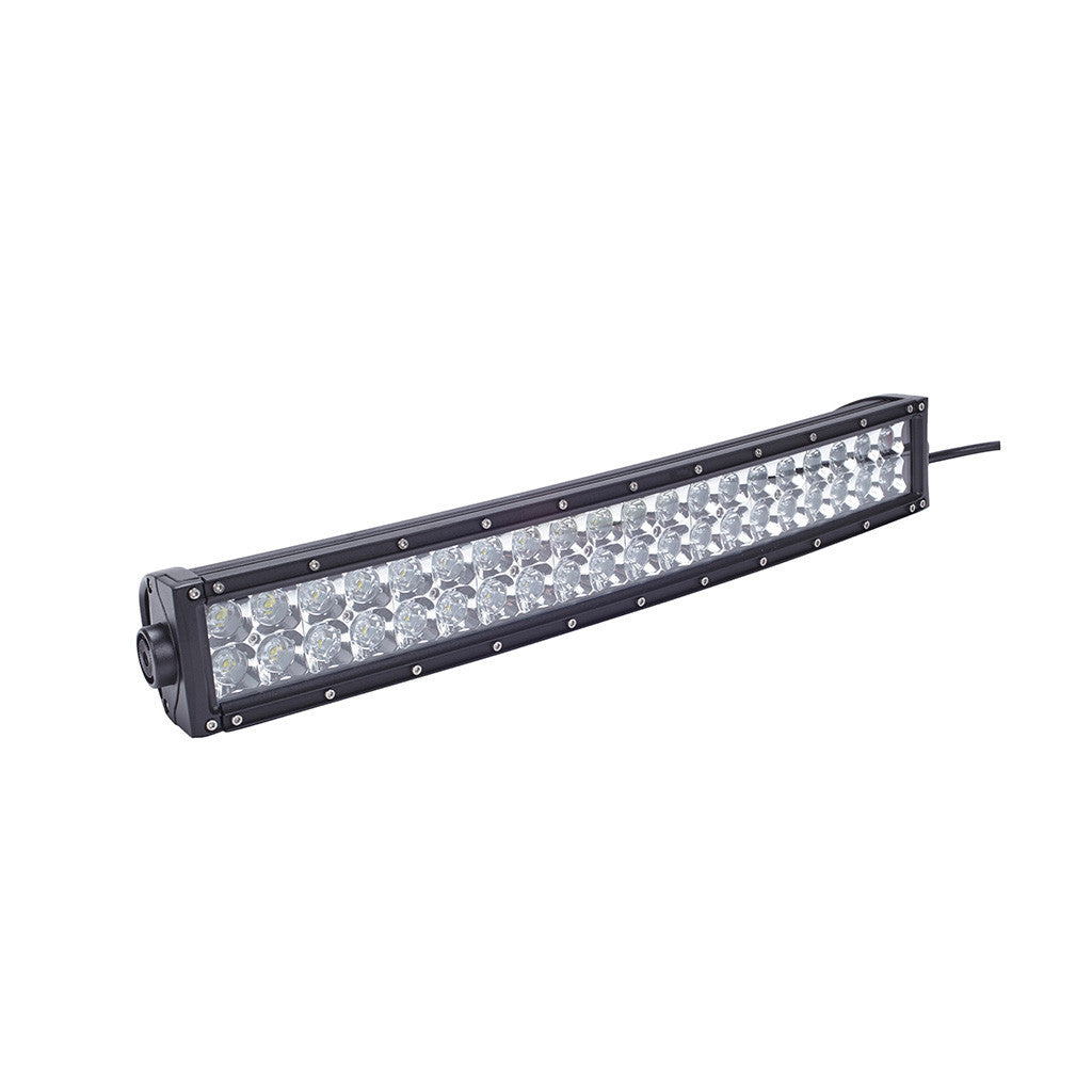 Eclipse curved 200w 20 dual row xtreme led light bar led light bar mozeypictures Choice Image