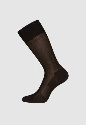 Soya yarn socks Black