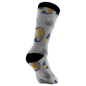 Awesome Volley Ball Socks