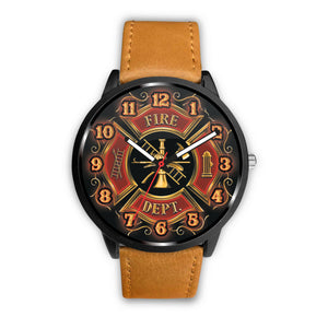 Limited Edition Firefighter Watch