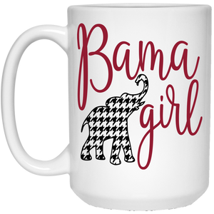Bama Girl Coffee or Tea Mug