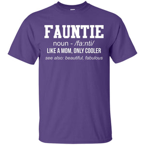 Fauntie Unisex T-Shirt