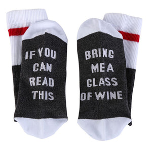 Wine Lovers Socks