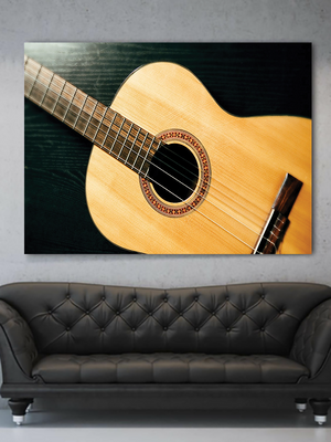 Guitar Lover's Wall Art