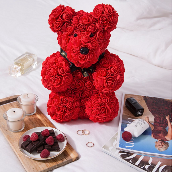 Luxe Series + Billion Handcrafted teddy bundle