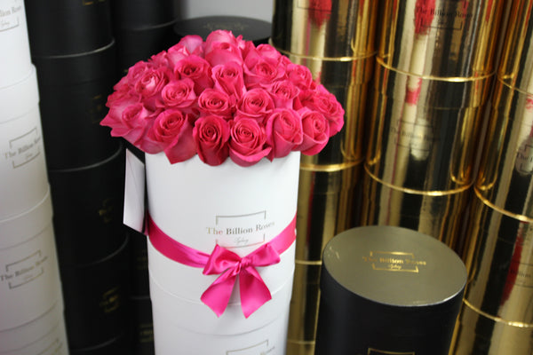 GRANDE SÉRIES - 40 STEMS - lasts 1 week - Sydney delivery only