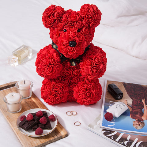 Billion Handcrafted Teddy - everlasting