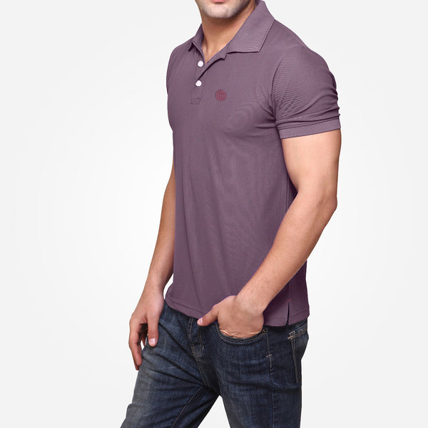 Men's Henry James Solid Signature Polo Shirt - klashcollection - 7