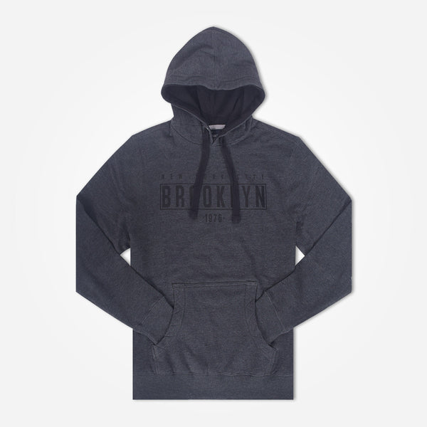 Copy of Men's Henry James BROOKLYN over head Hooded - Charcoal - klashcollection - 1