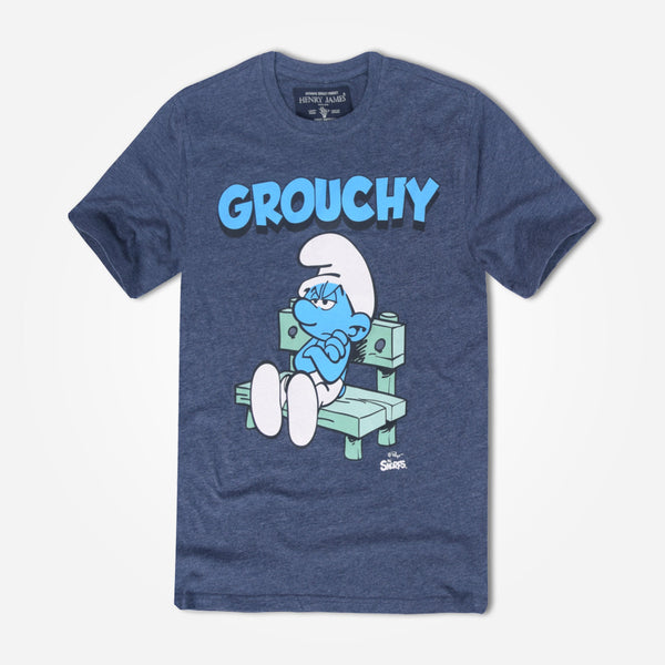 "Men's Henry James ""Grounchy"" Graphic T-Shirt - klashcollection - 1"