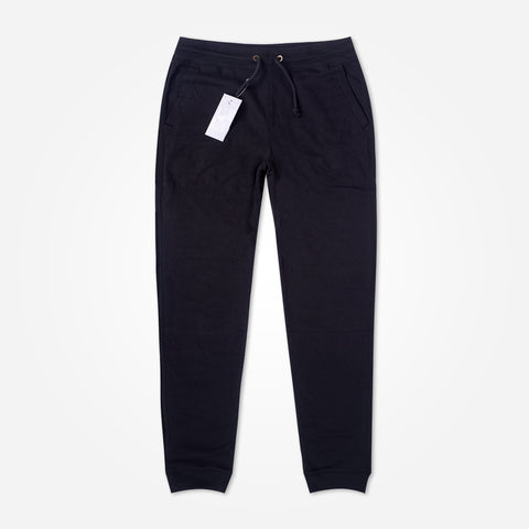 Men's Henry James Double Pocket Fleece Jogger - Black - klashcollection - 1