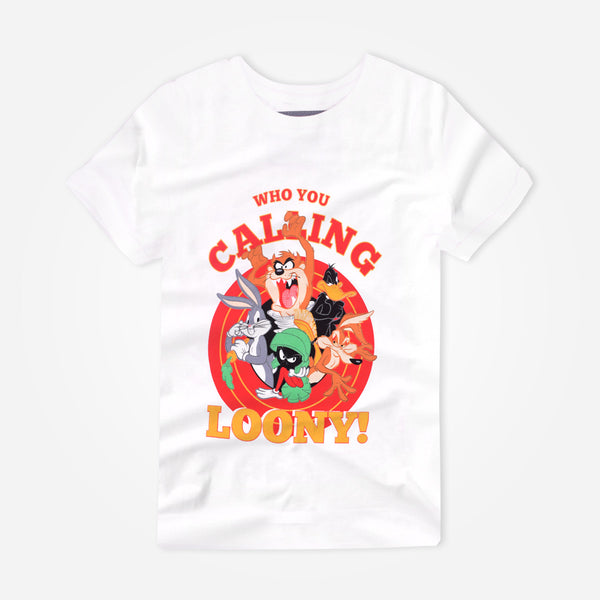 Kids Oliver Duke Loony Crew Neck Graphic T-Shirt - klashcollection - 2