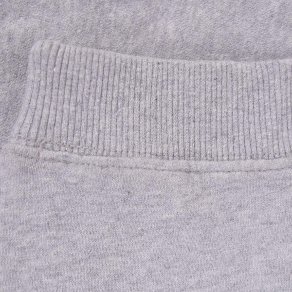 "Women ""TAGG""  Fluffy Lounge Crew Neck Sweatshirt with Chest Print - Grey Marl - klashcollection - 4"