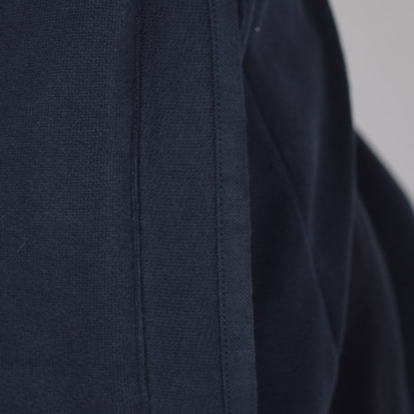 Men's Henry James 1/4 Zipper Sweat with 2 Side Pockets - Navy - klashcollection - 5