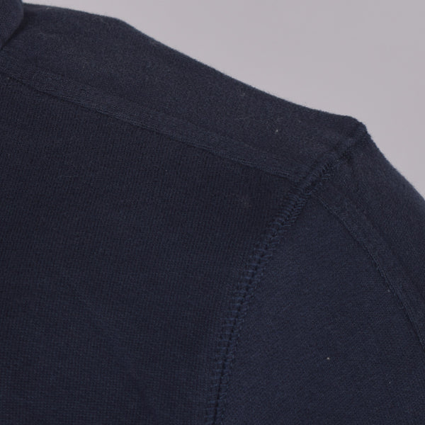 Men's Henry James 1/4 Zipper Sweat with 2 Side Pockets - Navy - klashcollection - 7
