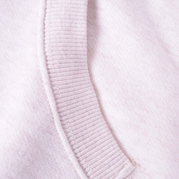 Women's TAGG Super Soft Pull Over Hoodie - Offwhite Marl - klashcollection - 4