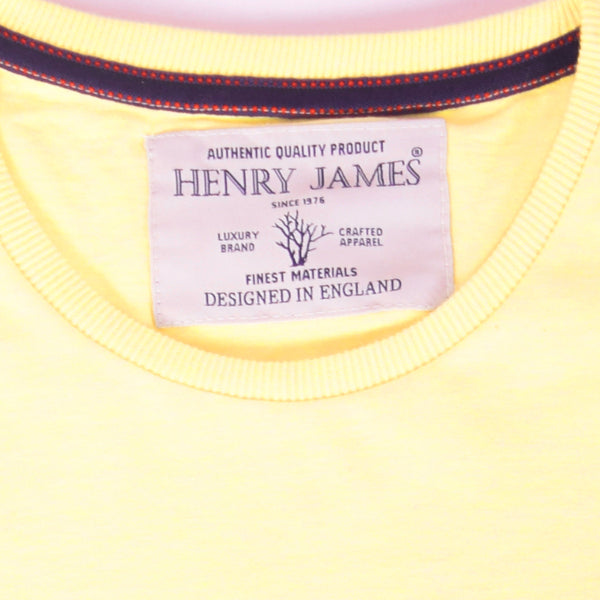 Men's Henry James NEWQUAY Point Crew T-Shirt - klashcollection - 2