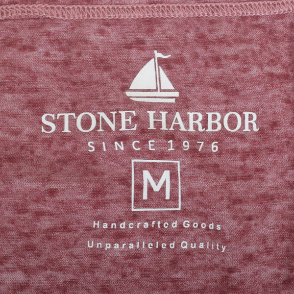 "Men's ""Stone Harbor"" Textured Blend  Signature Gym Vest - klashcollection - 2"