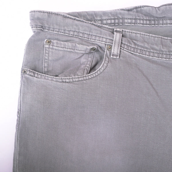 "Men's ""Dressmann"" Five Pocket Hammer Slim Fit Stretch Denim - klashcollection - 2"