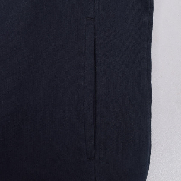 Copy of Men's Henry James Button up funnel neck with 2 Side Pockets - Navy - klashcollection - 2