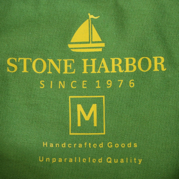 "Men's Stone Harbor Micro Soft ""New York""  Crew Neck T-Shirt - klashcollection - 3"