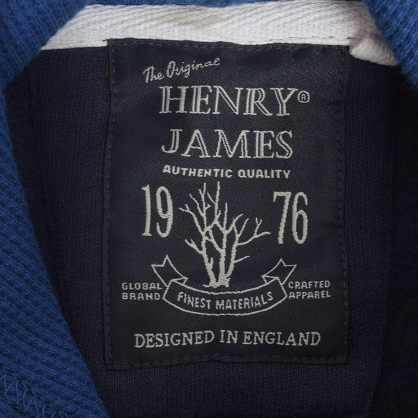 Copy of Men's Henry James ALBANY Pullover Graphic Hoodie - Dark Navy Blue - klashcollection - 6