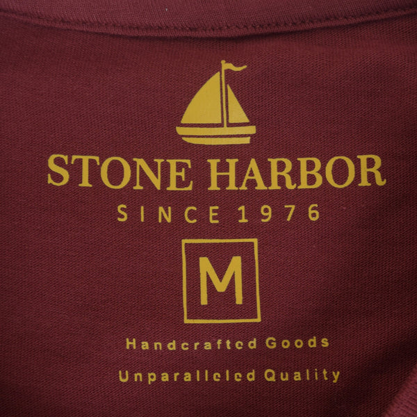 "Men's Stone Harbor Micro Soft ""Farternity1982""  Crew Neck T-Shirt - klashcollection - 4"