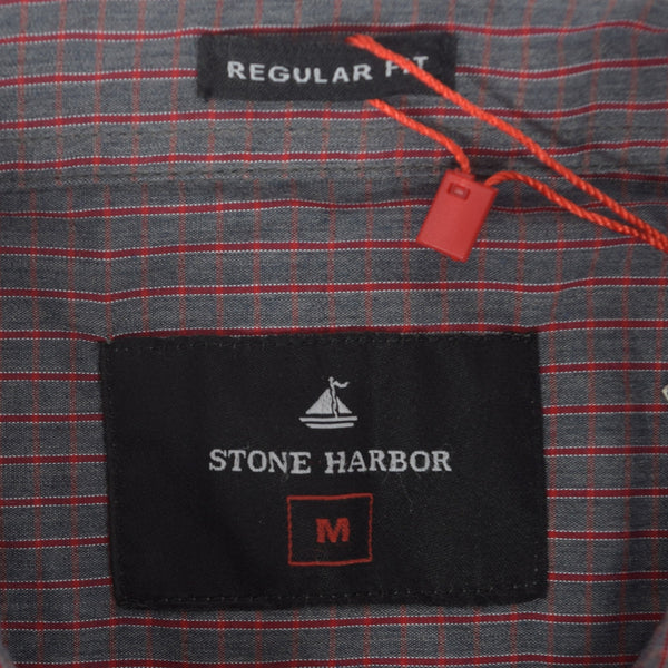 Men's Stone Harbor Thin check casual shirt - klashcollection - 4