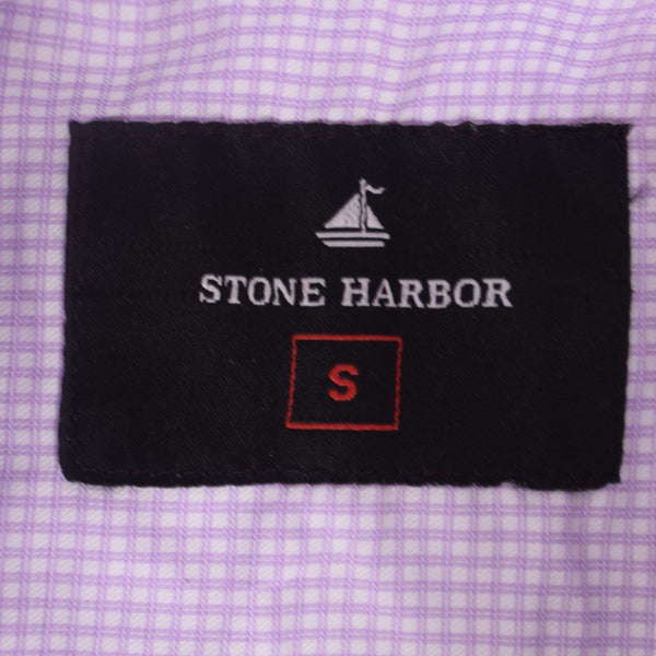 Copy of Men's Stone Harbor Single Pocket Casual Shirt - Light Purple - klashcollection - 4
