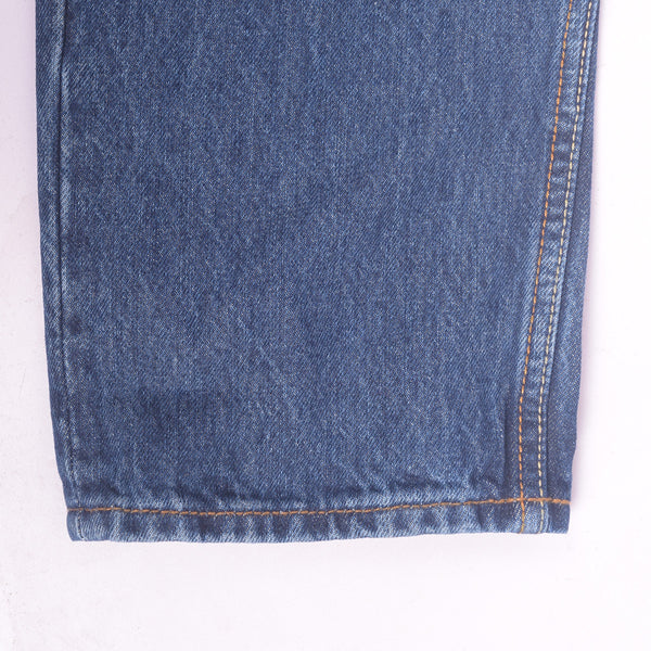 "Men's ""KooKai"" Mid Wash Straight Fit Denim - klashcollection - 5"