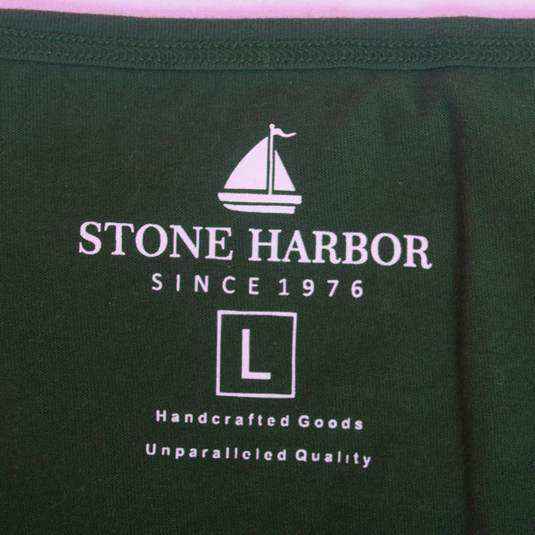 "Men's ""Stone Harbor"" Super Soft Solid Signature Gym Vest - klashcollection - 4"