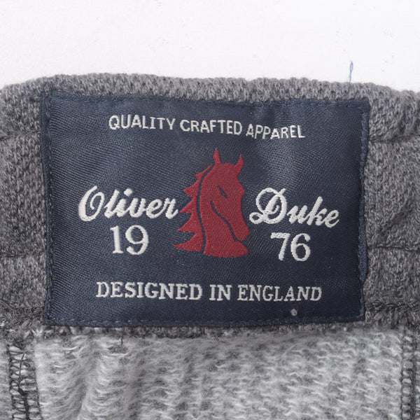 Kids Oliver Duke Narrow Bottom Zip Pocket Trouser - Dark Grey - klashcollection - 4