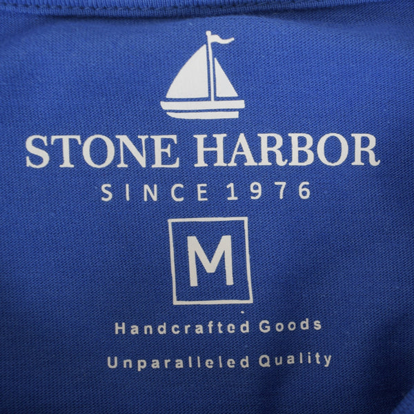"Men's Stone Harbor Micro Soft ""South Deanst""  Crew Neck T-Shirt - klashcollection - 4"